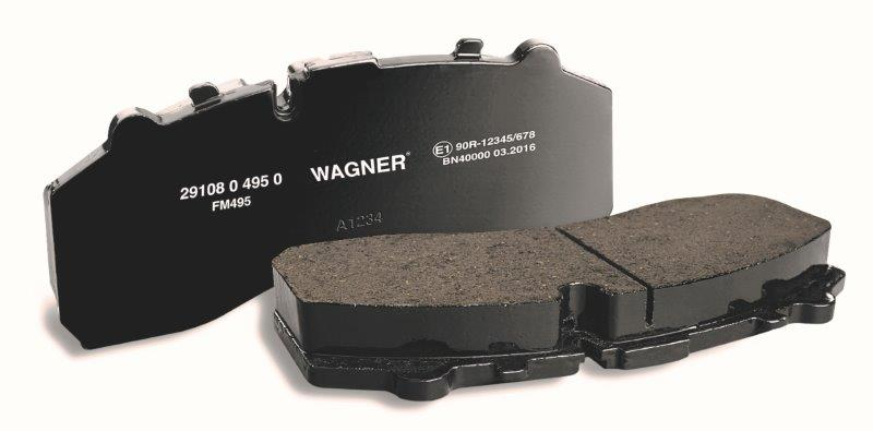 The new brake pads cover 90 percent of the global vehicle parc, over 3 500 truck and trailer applications, with a range of just 23 part references.