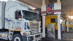 South African truckers can look for some fuel price relief at the pumps in June with the AA saying its expectation for June is that diesel will drop by 20 cents a litre while petrol will drop by up to 26 cents a litre.