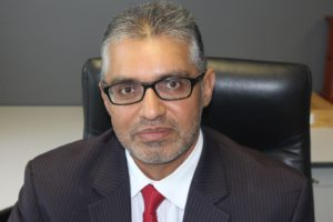 Naeem Hassim is taking on the new responsibility as the Head of Daimler's Regional Centre for Commercial Vehicles in Central Africa.