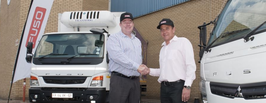 FUSO rises to the occasion