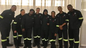 The Eqstra Bursary Program that consists of an accredited NQF level learnership saw the first group of candidates achieve a significant success rate.