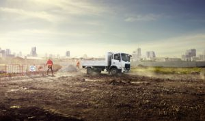 The market might be facing some tough times ahead but this hasn't deterred UD Trucks from going full steam on its recently launched Croner range, see here in a construction application. The full story on this new range is carried in our FleetWatch eMag edition.