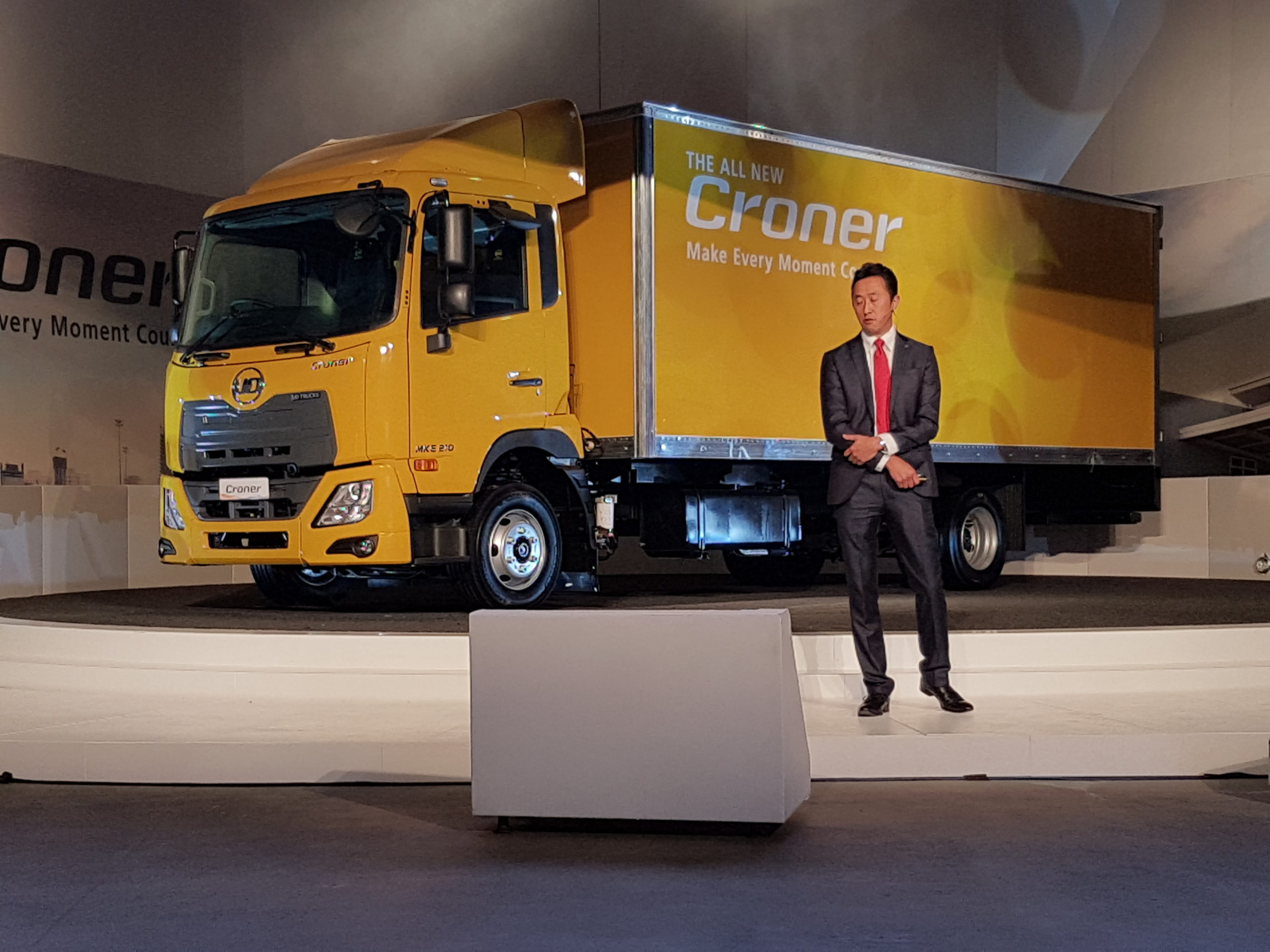 With UD Trucks' ability to adapt means that the future of the brand is bright.