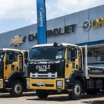 The eye-catching new fleet which was aligned to Italtile's new rebranding was warmly welcomed by Italtile. Imperial Logistics' transport services to the retailer have since been extended to cover Cape Town as well as Gauteng and Kwa-Zulu-Natal.
