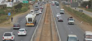 Upgrades along the N4 Toll Route are on course and all going well.