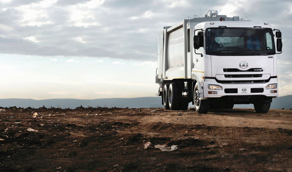 Truck sales are coming out of the waste-land of low numbers with Gert Swanepoel, managing director of UD Trucks Southern Africa, saying that some industry sectors are recovering.