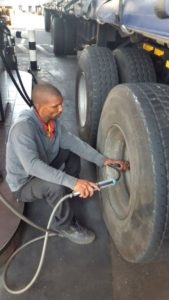 "Tyre pressure, which is a seldom discussed factor in driving behaviour, is an excellent example of how breaking the rules of the road easily involves simple ignorance. ""A poorly inflated tyre can be lethal to drive on, but many people are unaware of this fact,"" says Andre Ittmann, Cartrack South Africa CEO."