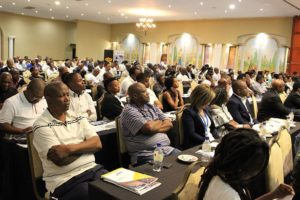 The conference was well attended with delegates from all over the country looking for TASA to give them a voice.