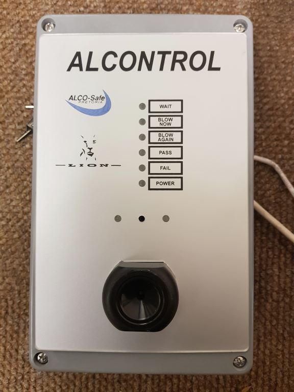 This wall mounted device known as Alcontrol has been introduced by ALCO-Safe as a means of allowing employees the opportunity to self-test their alcohol levels before entering the premises. It's great 'out the box thinking' for it takes away the employer's 'nanny status' and puts responsibility into the employee's hands when it comes to alcohol abuse.