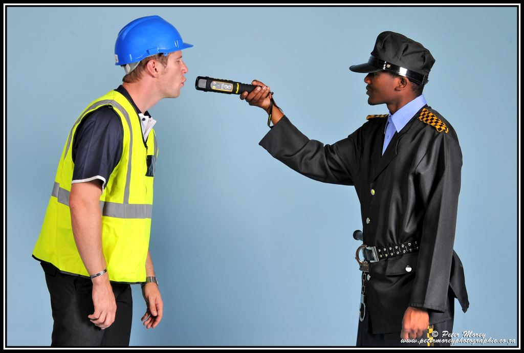 The Alcoblow Rapid Test breathalyser instrument is easy to use and will act as a quick screening method at road-blocks to detect whether or not a driver is over the legal alcohol limit.