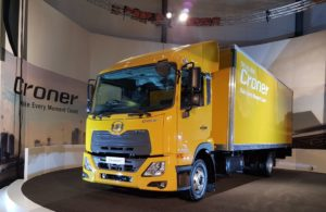 During 2017, UD Trucks gained some ground in the Heavy Commercial Vehicle segment with the launch of its new Croner range in June 2017, claiming the second position in this portion of the market with a 19.53% share.