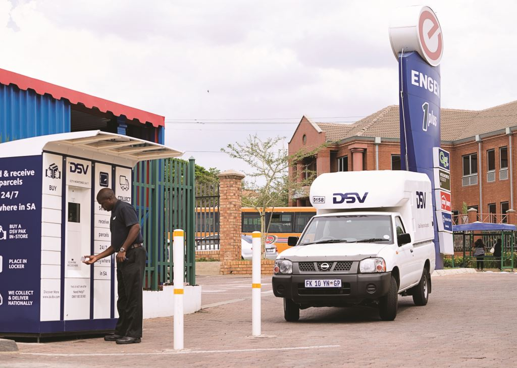 There are currently 65 DSV Intelligent Bybox lockers at Engen service stations around the country. Over the past three years the partnership has gained significant traction and recently broke the 20 000 parcel barrier.