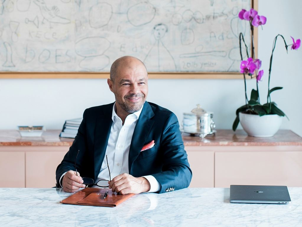 """Zak Calisto, Cartrack Global CEO: """"We still see ourselves as a start-up and are undergoing increased investment in our systems and services."""""""