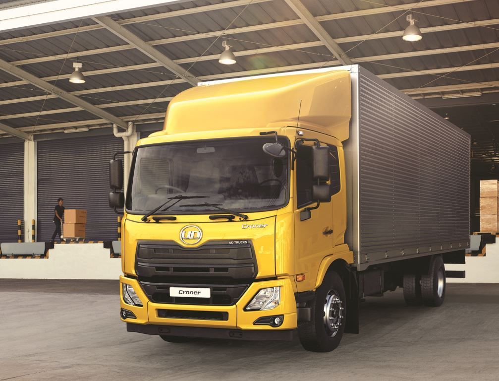 Croner: During February 2018, UD Trucks Southern Africa increased its market share in the EHCV and HCV segments from January 2018 with 159 units sold. These results were on a par with February 2017's results.