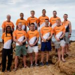 Some of the members of the Continental Tyre South Africa team which will be competing in the 2018 Isuzu Corporate Triathlon Challenge this Saturday in Port Elizabeth. Good luck to all.
