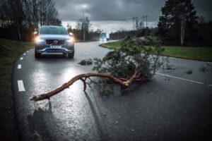 With Connected Safety, Volvo cars and Volvo trucks with the system activated can alert each other to risky situations on the road. This is possible because Volvo Trucks and Volvo Cars now share safety-related data between their cloud services.
