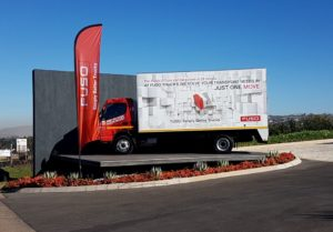 FUSO Trucks Southern Africa's new brand claim was born out of a vision where the manufacturer ensures that finding mobility transport solutions for operators becomes as simple as possible. In addition, the claim is built on the foundation of three key pillars: reliability and quality; value for money; and best service support.