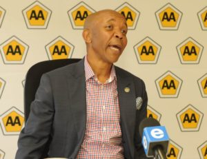 "AA CEO Collins Khumalo: ""What we all need to get behind, as a nation, is understanding how government is spending the money from the levies on fuel and how any wastage in expenditure can be curbed."""