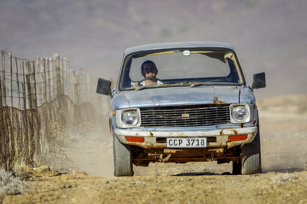 A true legend which gives meaning to Isuzu Motors South Africa's company strapline of 'With you, for the long run' is evidenced via this first generation Isuzu bakkie which is still driving around in Vredendal.