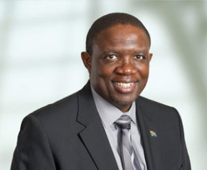 Lekau (Solly) Letsoalo who last year took over the reins at Cargo Carriers from long-standing chief-executive officer Murray Bolton.