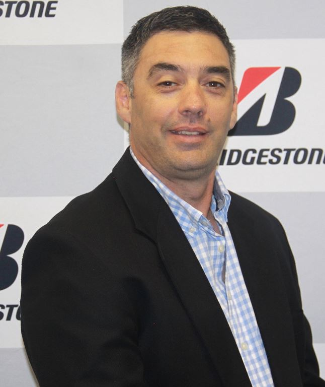 """Bridgestone's Vernon Slack: """"Cost cutting on equipment which is essential to the safe operation of a vehicle is never advisable."""""""