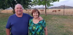 Sakkie Cornelissen, manager of the Tugela Truck Inn for over 20 years, and his wife Ansie, are a delightful couple who can tell many stories around the trucking industry. They have a particular affinity for truck drivers. Sakkie ensured all went smoothly at the pumps on the night of October 2nd – as he does every night.