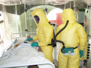 "The 2014/2015 Ebola outbreak in West-Africa presented Imperial Group company Imres with huge challenges as they had little experience with an outbreak of this scale. ""Imres's core response team was bolstered with additional staff from our purchase department as we needed to source personal protective equipment (PPE) that was not in our core product range at that time. As time was against all involved in the crisis, we worked 24/7 to source and procure the right products, with the right specifications and quality, to the Ebola affected areas,"" says Imperial Logistics chief strategy officer Cobus Rossouw."