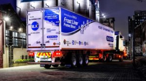 A trailer body constructed by Serco. Managing Director Clinton Holcroft expects 2019 to be similar to 2018 but says the company is well placed, well equipped and determined to make a success of it.