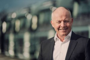 "Claes Nilsson, President of Volvo Trucks: ""The global transport needs are continuously changing and the industry is demanding new and advanced solutions to stay ahead."""