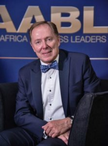 Huge congratulations to Peter Mountford, CEO of the Super Group, on being named the 2018 All Africa Business Leader of the Year at the All Africa Business Leaders Awards (AABLA™) Grand Finale.