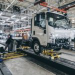 With Isuzu Trucks South Africa consolidating its truck and bakkie manufacturing plant in Port Elizabeth, the truck range, which was based at the old Kempston Road facility, is now combined with D-MAX production at the Struandale assembly plant.