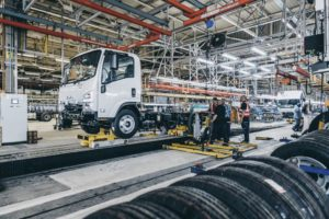 """By positively promoting a single company culture, the new modern site will allow for shared production learning. """"By uniting the two manufacturing facilities, the end result will be even better in terms of quality products and services to both our truck and bakkie customers,"""" says manufacturing and supply chain executive, Johan Vermeulen."""