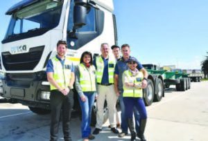 Iveco – our truck partners