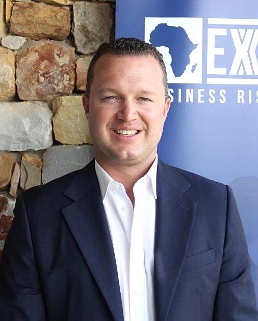 Dr Robert Besseling, executive director of risk consultancy EXX Africa.