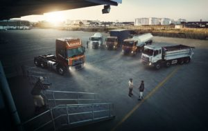 The New Quester additions take the Quester offerings from UD Trucks to eighteen models.