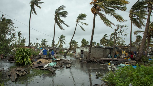 According to UNICEF, more than a 1.5 million children were impacted by Cyclone Idai. Many of them lost their homes, schools, hospitals, friends and loved ones.