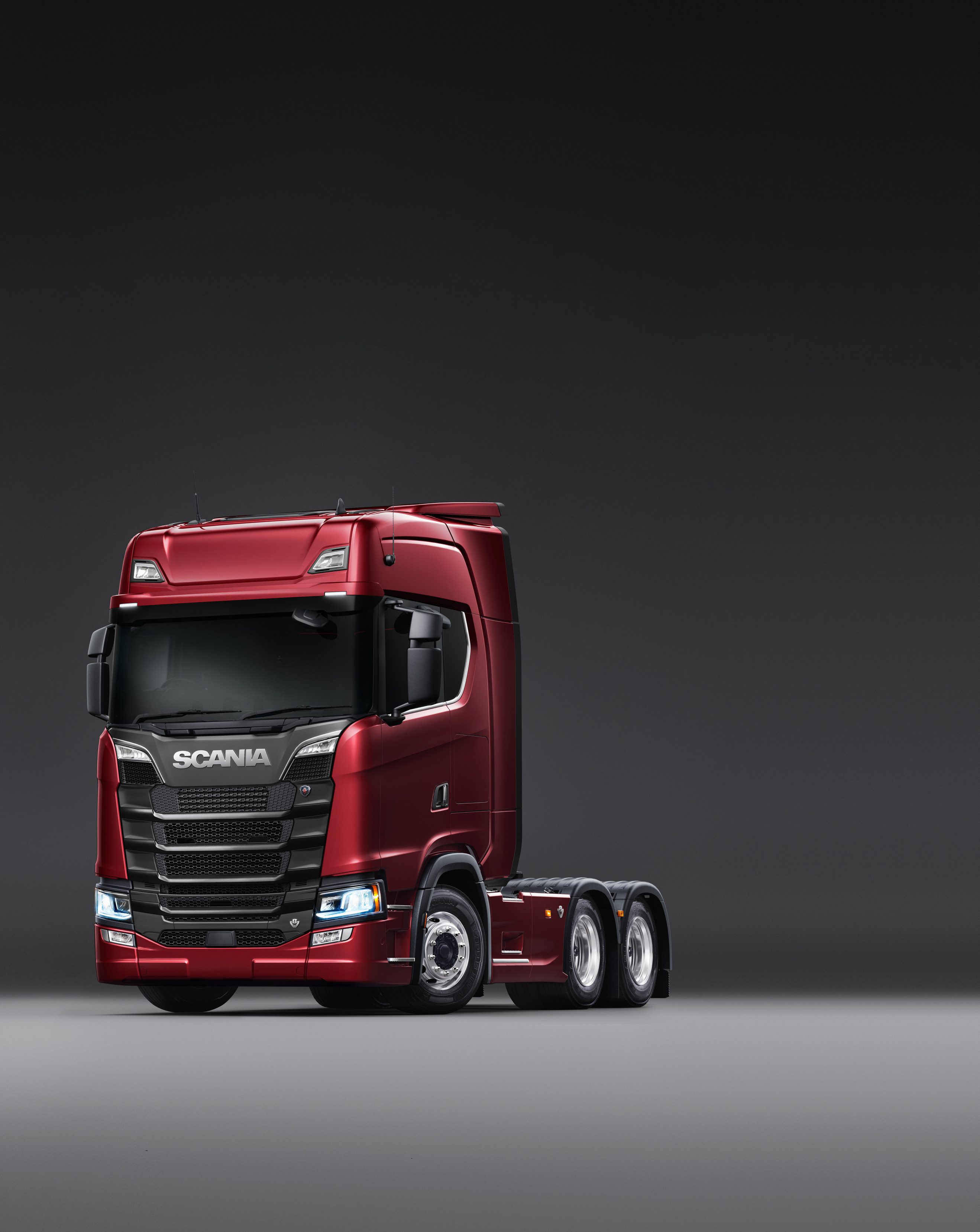 New Scania range arrives on the block - Fleetwatch