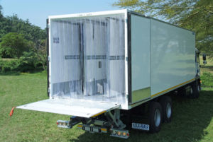 Fading insulation of a loadbox will result in the fridge unit working harder and longer to compensate, thus using more fuel.