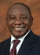 President Cyril Ramaphosa. I bet the smile on his face is going to be much wider when he realises that the trucking industry and the telematics companies supplying into the industry are already way ahead in the 4IP space.
