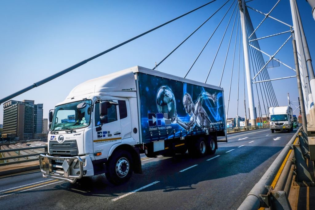 BPL's road freight division has spread its reach as opposed to hedging its bets on just one industry sector and not others. That way, it is able to mitigate risk.
