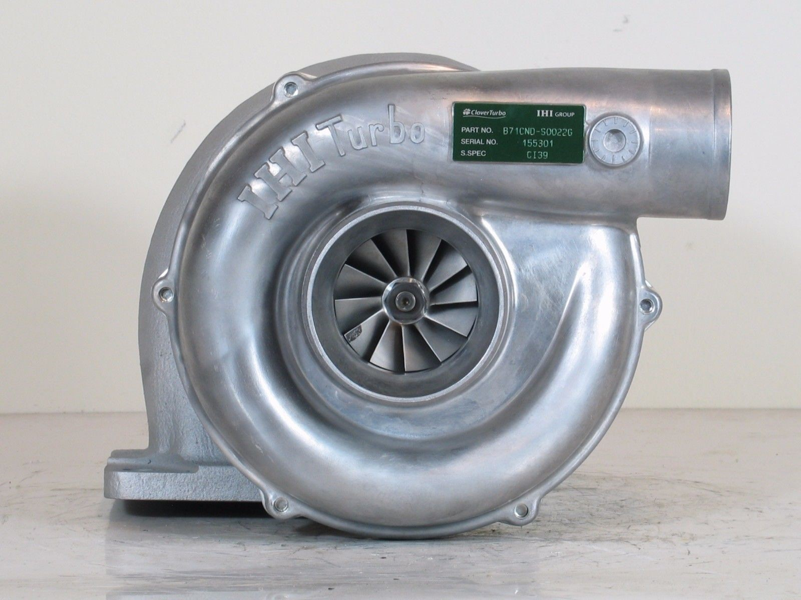 """""""Over these years, trucks have become vastly more efficient and productive. Engine size has come down by a third while power has increased by 20% and torque has hugely increased by 52%. The rate of tons delivered in available hours is immensely superior today,"""" says Scott – and the turbocharger has played a major role in these advancements."""