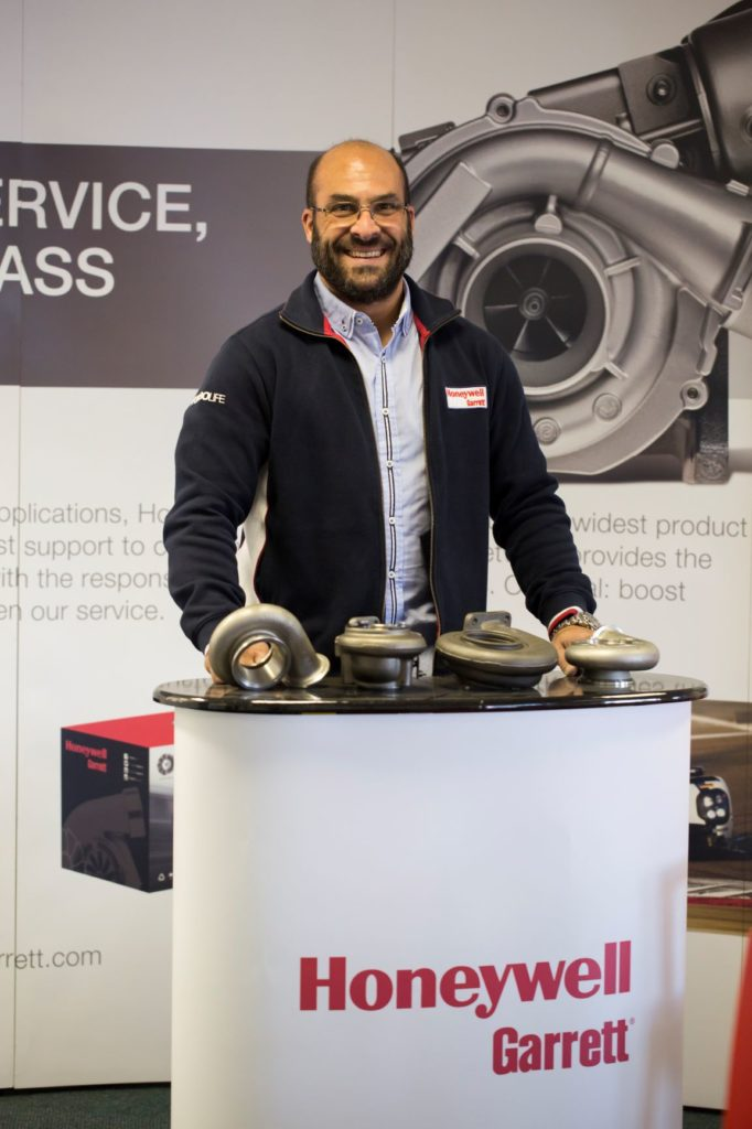 """Chris Kambouris, MD of TurboDirect SA. """"The general truck operator does not know how to look after his turbo – even though they are critical components to an engine's performance."""""""
