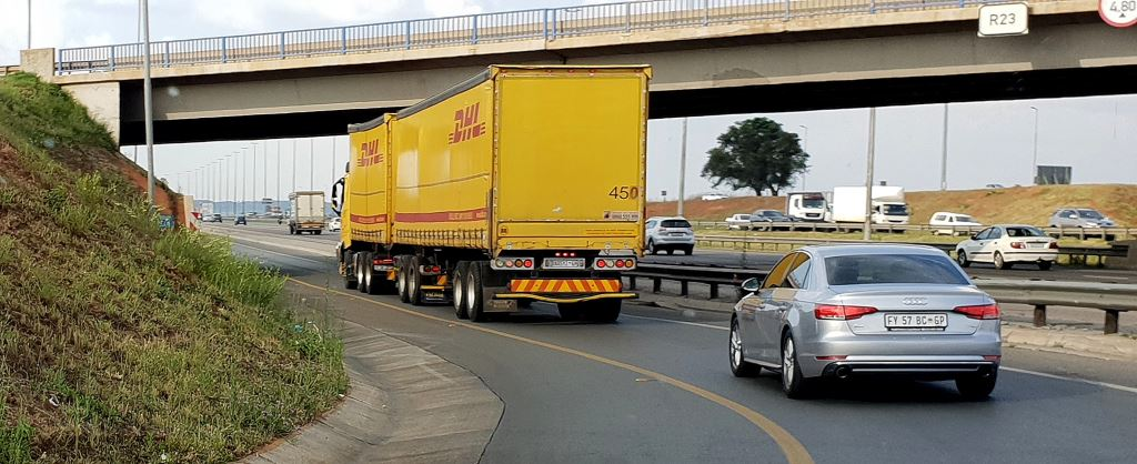 DHL heading out on the road for its next 50 years of express logistics.