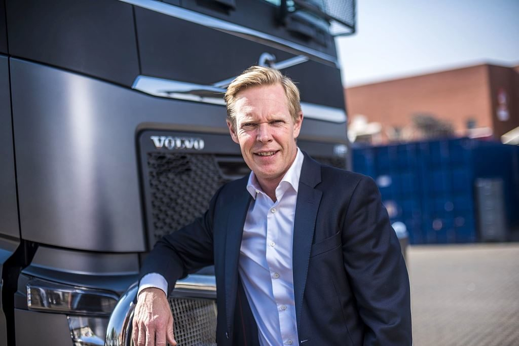 Marcus Hörberg, Vice President of Volvo Group Southern Africa, is proud of the fact that up to the end of August 2019, Volvo Trucks has claimed the biggest share in the heavy duty segment of the South African new truck market for the first time ever, with a 22% market share.