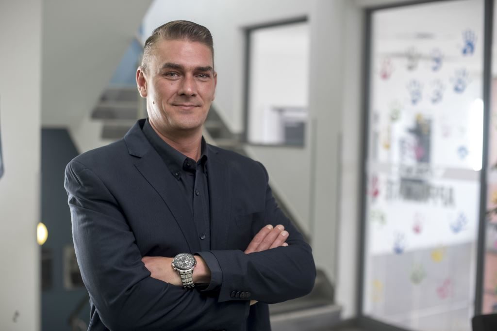 """Theunis Eloff, aftermarket director at Volvo Trucks Southern Africa: """"By adding flexibility to the payment model, we add another dimension to our offer."""""""