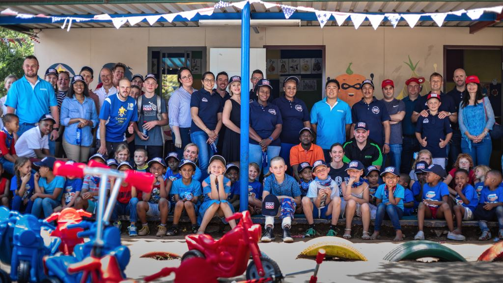 Bringing hope and changing heartbreak to happiness. That's what the Liqui Moly Superhero Academy is about and all this shone through when the Liqui Moly team, their customers and partners gave these kids an early Christmas party. The spirit of giving was encapsulated by this magnificent gesture.