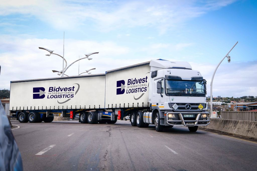 During the COVID-19 lockdown period, Bidvest International Logistics is, across all departments including road freight and international logistics, rotating staff where possible, operating with a skeleton complement for essential-services clients and upholding strict safety and preventive measures.
