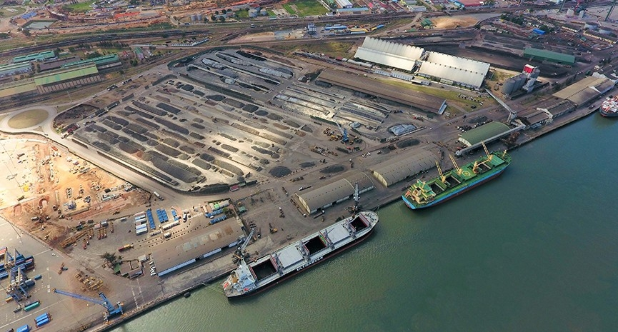 The ferrochrome terminal at Maputo Harbour is one of the most important in the region, which together with the container terminal and the coal terminal at the harbour, is responsible for the majority of the port's traffic. The Maputo Development Corridor initiative was set up many years ago to improve infrastucture and encourage more exports through the harbour. The efficient flow of truck traffic through the Lebombo/Ressano Garcia border post is key to the harbour's on-going success. It is now being stymied by massive hold-ups at this border post. The reality of truck companies now rerouting their trucks through Durban and Richards Bay harbours – or taking trucks off the chrome route altogether due to the delays – has a much wider negative than only on the length of the truck queues. The inefficiency is affecting transporters, drivers, mines and the wider economies of both South Africa and Mozambique.
