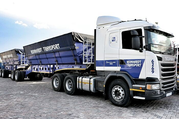 """Reinhardt Transport, which has been operating this route for many years, has reduced the number of its trucks from between 350 to 400 down to 160 - and it is likely to be lower if things do not improve. """"We can no longer tolerate these delays as it is costing us around R22,5-million per week across the fleet,"""" says Rodney Houston-McMillan, Group Chief Operating Officer of the Reinhardt Transport Group."""
