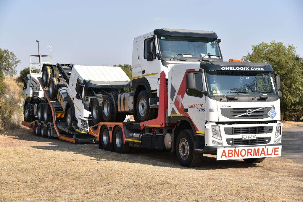 Another innovation out of the Onelogix group stable - the Onelogix VDO Smart truck which conforms to PBS standards.